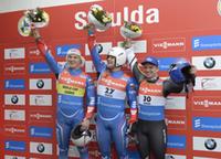 Sieger Herren Sigulda 2017