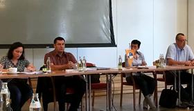 Ausrichter Meeting