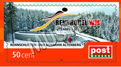 Briefmarke Altenberg 1