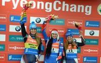 PyeongChang 2017 Damen Siegerinnen