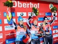 Oberhof Siegerinnen