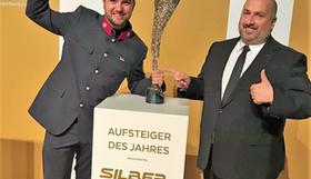David Gleirscher Aufsteiger