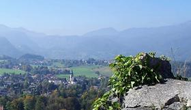 Grossgmain Panorama