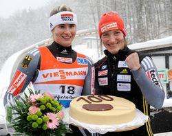 Huefner Geisenberger Kuchen Weltcup W Berg 341 C Dietmar Reker 01 1