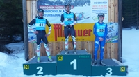 Podium Junioren, Winterleiten 2017