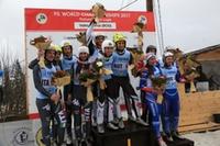 Winners team competition, WM Vatra Dornei