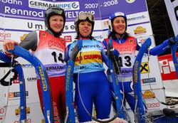 Sieger Damen Von Bernhard Kogler 1