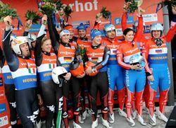 Sieger Staffel Em Wc Oberhof 2013 920 Petra Reker 1