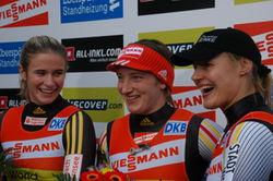 Siegerinnen Damen 3