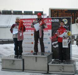 Siegerinnen Sigulda 1
