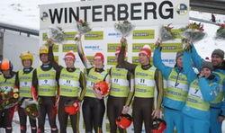 Staffel Winterberg 1