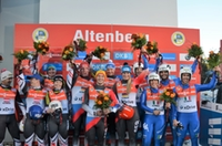 Altenberg Teamstaffel