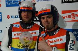 Weltcup Gesamtsieger Oberstolz Gruber 1