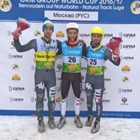 Winners men, Moskau 2017