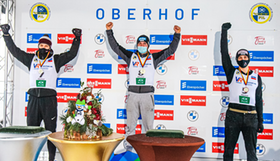 2021 01 15 Wc Oberhof Nations Cup Winners And Ger Aut Fotomanlv 3