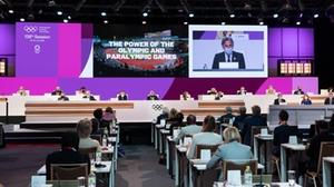 138th IOC Session, Tokyo
