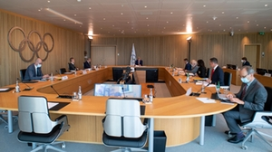 IOC Executive Board Meeting, September 2, 2021