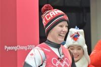 Alex Gough OLympia 18