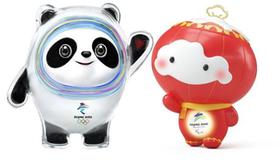 Beijing 2022 Mascots 002