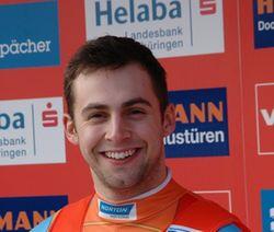 Chris Mazdzer Klein 1