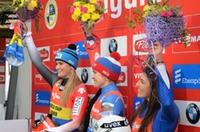 Damensiegerinnen Sigulda