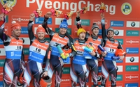 PyeongChang 2017 Doppel