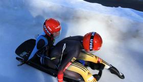 Doppelsitzer St Moritz