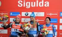 Damen Sigulda 2017