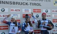Sprint WM 17 Damen