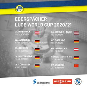 Termine Eberspächer Weltcup 2020/21