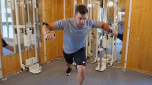 Tobias Wendl Athletiktraining