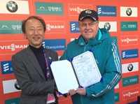 Homologierung PyeongChang