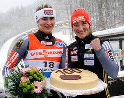 Huefner Geisenberger Weltcup W Berg 341 C Dietmar Reker 1