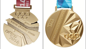 Ioc Medal Design Lausanne 2020 All 1