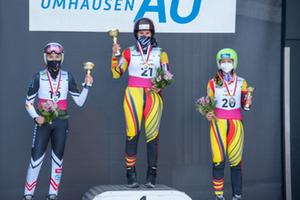 JWC Umhausen Podium Damen