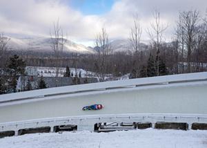 Track Lake Placid