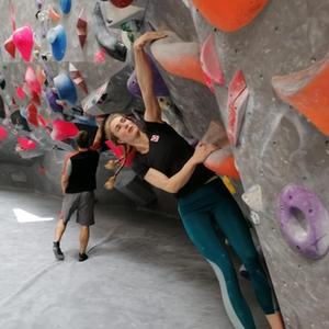 Rodel Austria, Madeleine Egle, Klettern