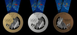 Medaillen Sochi 1