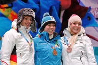 YOG Siegerinnen 2012