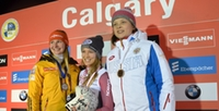 Siegerinnen Nationencup Calgary