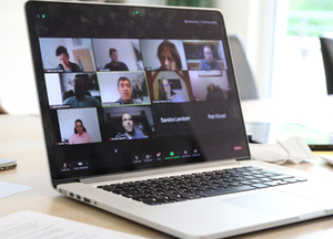 Online-Meeting Youth Commission