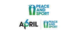 Peace And Sport Logos 2019