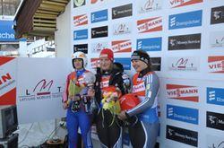 Sieger Damen Sigulda 1