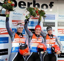 Siegerehrung Damen Wc Oberhof 199 C Petra Reker 1