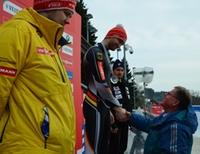 Siegerehrung Nationencup Winterberg