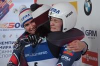 Sprint-WM Jubel Damen