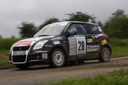 Suzuki Rallye Cup Leipold Kaufmann 1