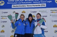 Nationencup Damen Deutschnofen 2017