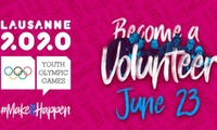 YOG Freiwillige